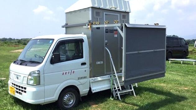 屋外トイレ・特殊車両